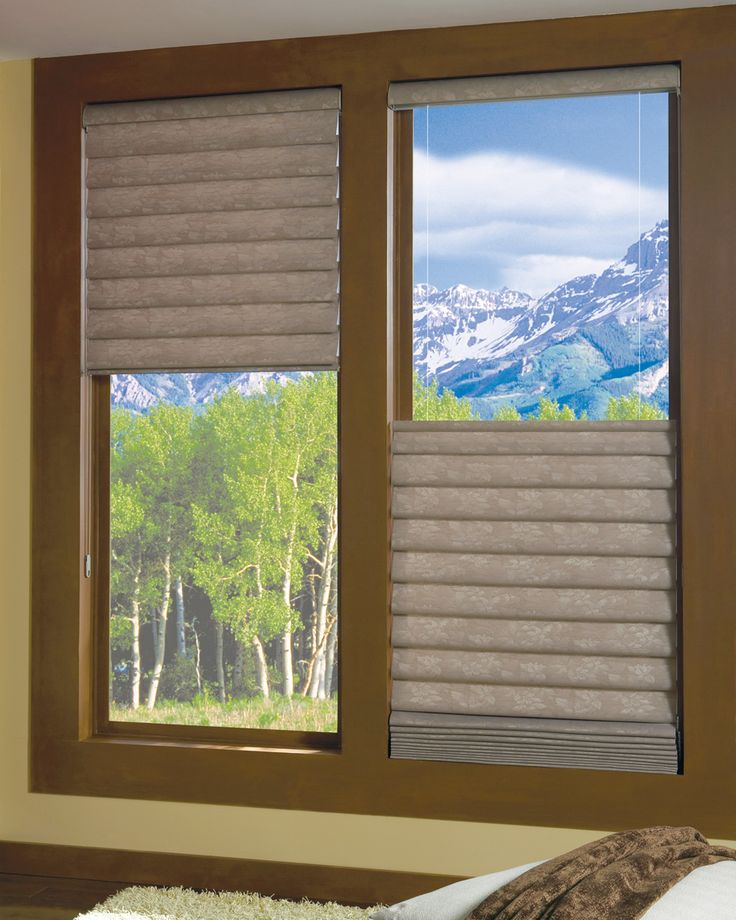 37 best window treatments images on pinterest window for Modern blinds for windows