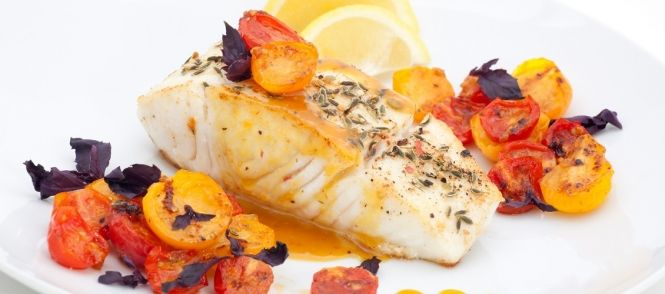 Vis In De Pan (een Grieks Recept - Psari Plaki) recept   Smulweb.nl