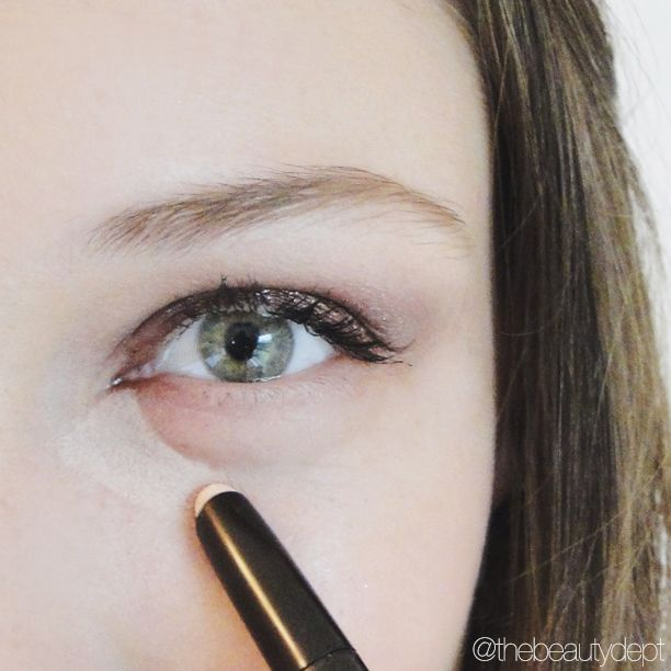 Please don't be one of the millions who actually makes their under-eyes look worse! This tutorial just might shock you when you see how you've been concealing the wrong way! (Click twice on this pic!)