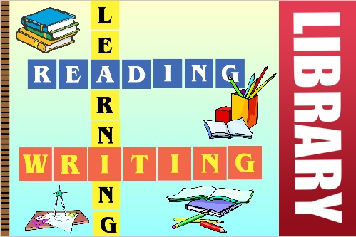 Reading Library School Banner