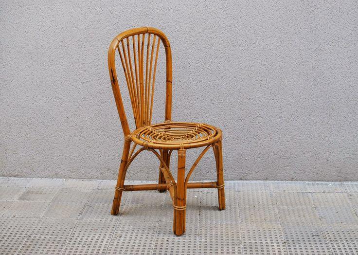 17 mejores ideas sobre sillas de bamb en pinterest mesas redondas mesas de comedor redondas - Sillas de bambu ...