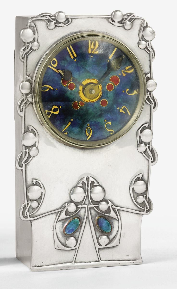 knox, archibald clock, model no. ||| object ||| sotheby's n09650lot97qcnen