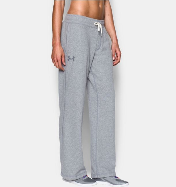 Under Armour Women's UA Favorite French Terry Slouchy Pant