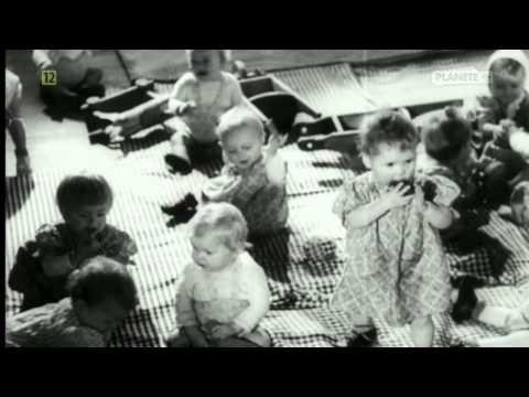 Hitlerowskie Żłobki - film dokumentalny. Lektor PL