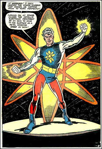 1966 ... 'Captain Atom!'