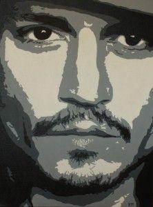 'Johnny Depp' by Kevin Miller