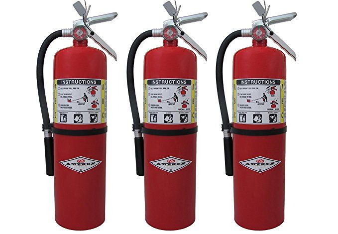 10lb Abc Dry Chemical Class A B C Fire Extinguisher 3 2 Pounds Review Fire Extinguisher Extinguisher Fire