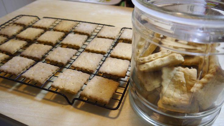 Ricetta Gallette Oro - VivaLaFocaccia - Le Ricette Semplici per il Pane in Casa