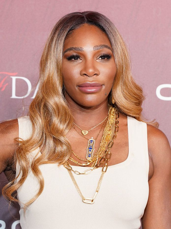 Serena Williams Just Went Even Blonder For The Summer Blonde Ombre Ombre Hair Blonde Blonde Ombre Highlights