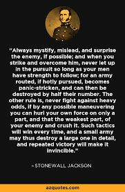 Image result for stonewall Jackson quotes