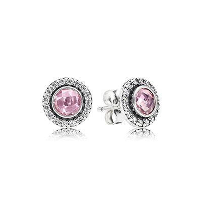 Brilliant legacy, pink & clear cz  can't decide between pink and purple!