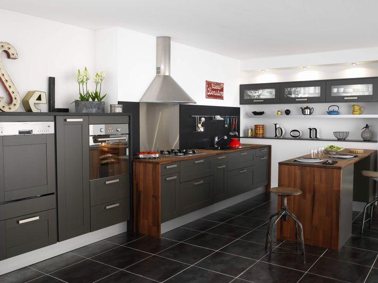 32 best home design - kitchen images on Pinterest Home ideas - ikea küche udden