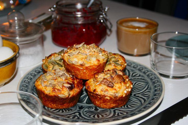 Recept- Frukostbullar