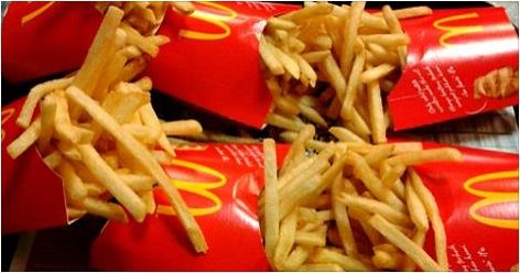 Free McDonald's Fries w/ Sandwich Purchase - http://www.momscouponbinder.com/free-mcdonalds-fries-w-sandwich-purchase/