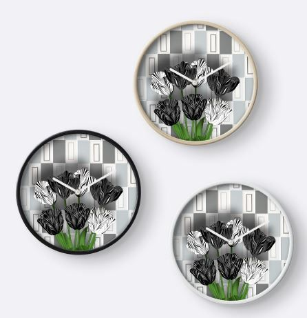 https://www.redbubble.com/people/sana90/works/28603579-black-tulips-blocks?asc=u&p=clock&rel=carousel