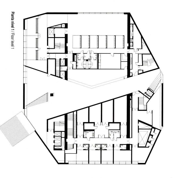 15 best Architectural: Plans Sections Elevations - Concert Hall ... - architectural plans