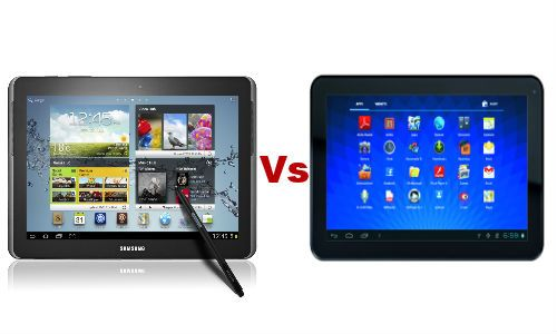 Samsung Galaxy Note 10.1 Vs Micromax Funbook Pro: Both Announced in India, Which One Will You Choose