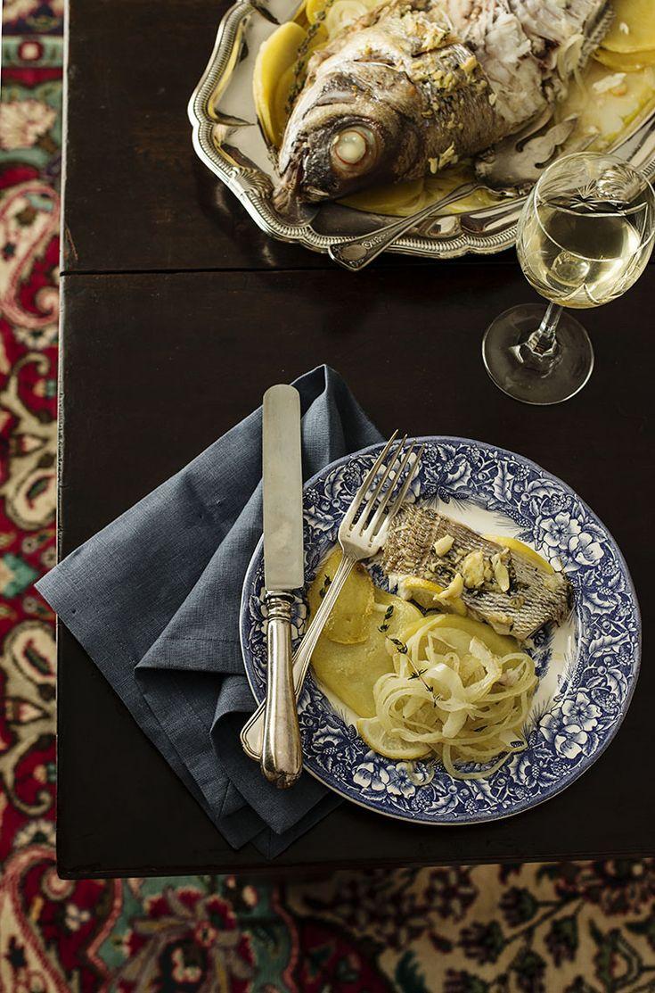 Mejores 11 im genes de cocinar pescado horno en pinterest for Cocinar jurel