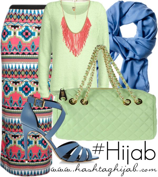 Hashtag Hijab Outfit #380