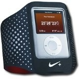 Apple TP527ZM/A Nike Sport Armband for 3G iPod Nano - Black (Electronics)By Apple