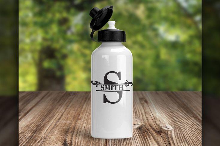 Sublimation Water Bottle Mockup Bottle Mockup Bottle Water Bottle