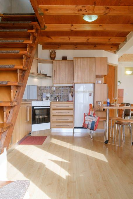 Check out this awesome listing on Airbnb: Panoramic view cozy apt. for 6 ppl. - Apartments for Rent in Chania
