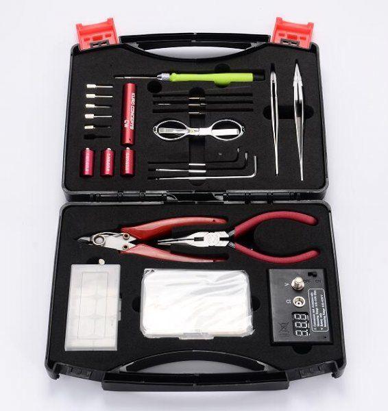Bemo Tool Kit Coil Terminator Wickelset Fuer Microcoils E