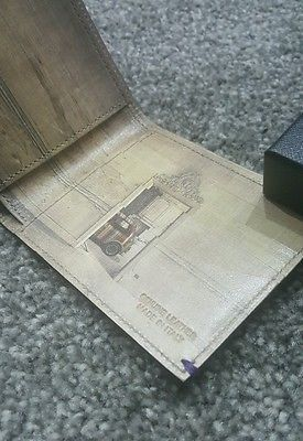 "Paul Smith Billfold Wallet ""Mini Through Door""  RRP £135 BARGAIN BNIB"