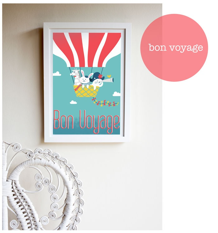 Bon-Voyage by Nellie Ryan
