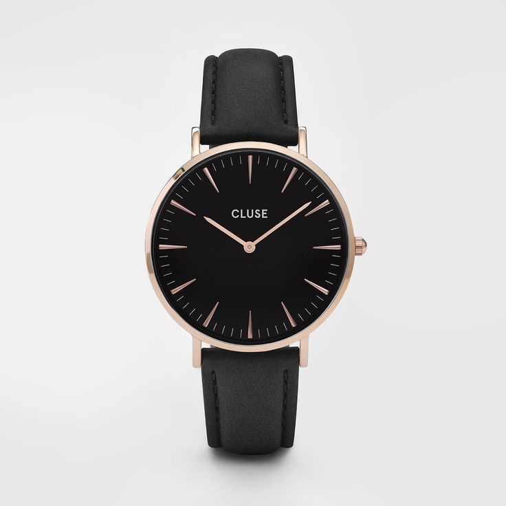 La Bohème Rose Gold Black/Black