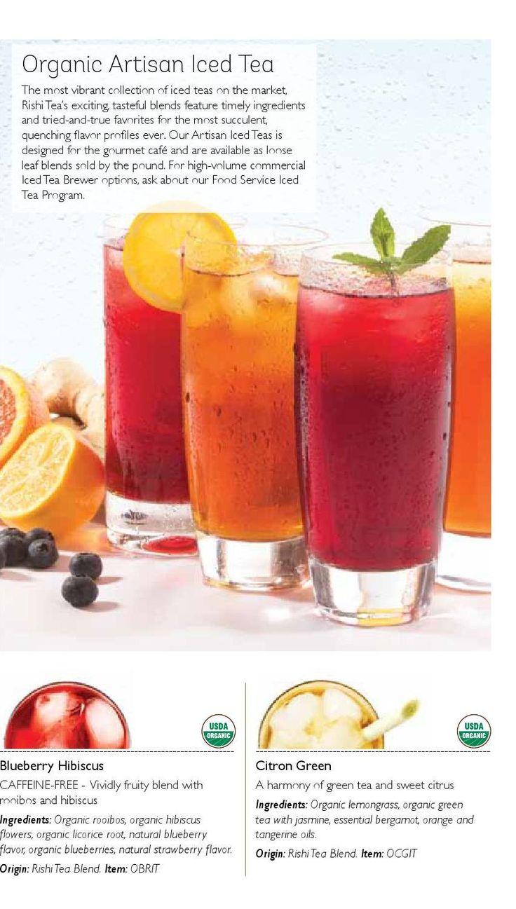 Bulk organic tea -  Clippedonissuu From Rishi Tea Bulk Tea Menu 2013