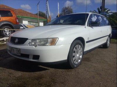 HOLDEN VY SERIES II COMMODORE WAGON, CLEAN AND TIDY DRIVES GREAT