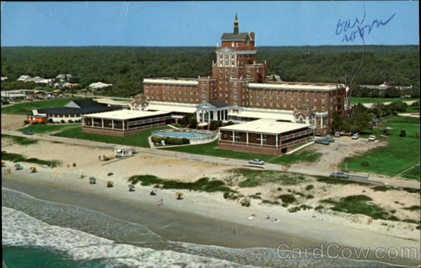 New Ocean Forest Hotel Motel Myrtle Beach, SC