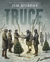 Truce by Jim Murphy. On July 29, 1914, the world's peace was shattered. What followed was like a row of falling dominoes as one European country after another rushed to war. Soon most of Europe was fighting in this calamitous war that could have been avoided. This was, of course, World War I. But who could have guessed that on December 25 the troops would openly defy their commanding officers by stopping the fighting and having a spontaneous celebration of Christmas with their 'enemies'?