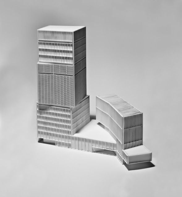 BAAS + Beautell Arquitectos   Concurso Edificio DISA   HIC Arquitectura