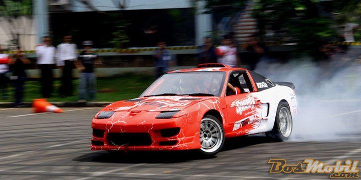 Nah Ini Dia Mobil Drift-nya Rifat Sungkar Yang Baru #info #BosMobil