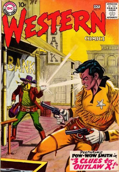 western comic covers | Western Comics Vol 1 #71