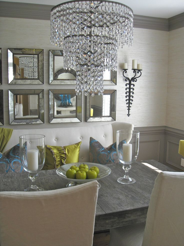 dining room: Dining Room, Improvement, As, Garden