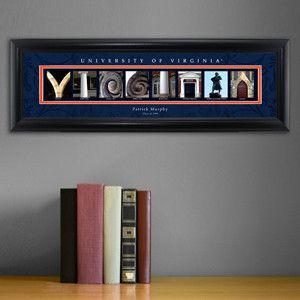 College Campus Art - Virgina