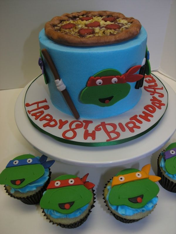 97 best tmnt party ideas images on pinterest   birthday party
