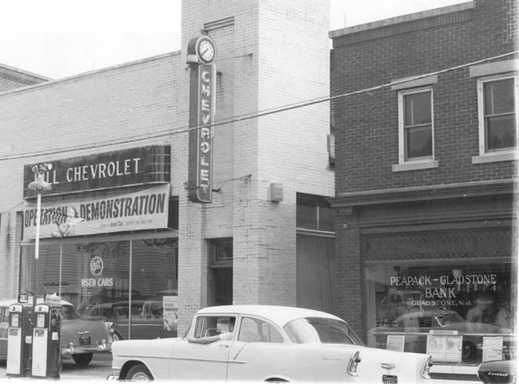 Hill Chevrolet Peapack Gladstone, NJ where many bought
