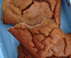 Rezept Bananenbrot Bananenkuchen ohne Zucker und Mehl low carb von maryjanebali - Rezept der Kategorie Backen süß paleo breakfast low carb