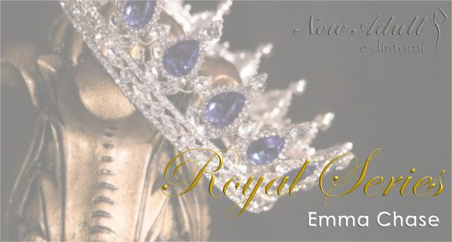 """AMORE REALE - INCONTRO REALE """"Royal Series"""" di EMMA CHASE http://ift.tt/2gBnDOu"""