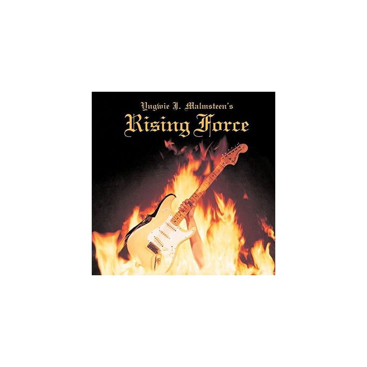Yngwie Malmsteen's Rising Force - Yngwie Malmsteen's Rising Force (CD)