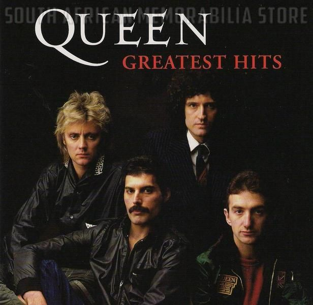 QUEEN FREDDIE MERCURY - Greatest Hits - South African CD STARCD7543 *New*