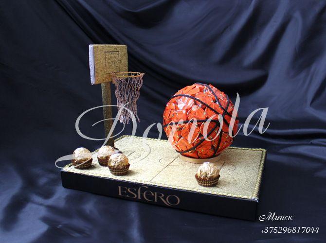 Gallery.ru / Фото #1 - Спорт в конфетах - doriola