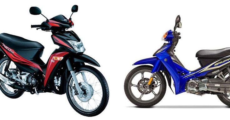 TVS Neo X3i ve Yamaha Crypton Motosiklet Karşılaştırması