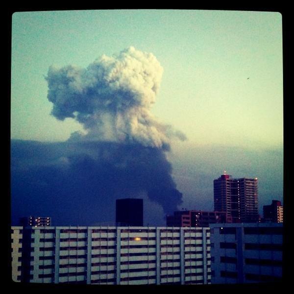 神奈川県相模原市 米軍基地で火災~311の警告チェーンメール!?|wantonのブログ