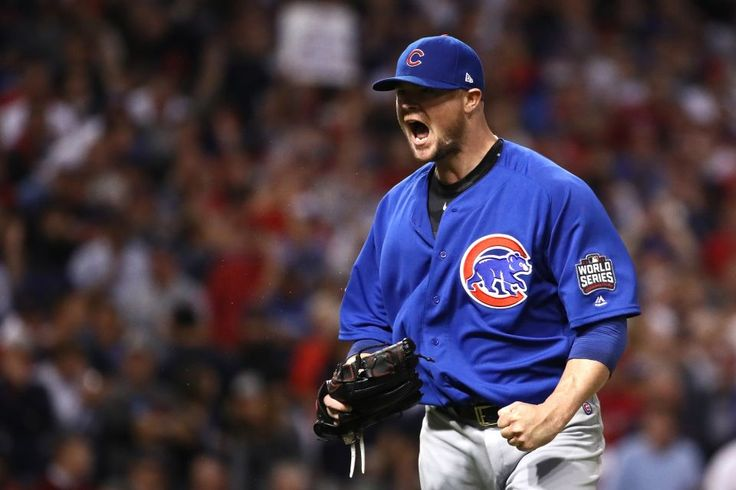 Top 25 fantasy baseball starting pitchers for 2017  -  March 14, 2017:   8. Jon Lester, Chicago Cubs:     The ace of the reigning World Series champs was as dominant as ever last season. Lester, 33, had career-bests in ERA (2.44) and WHIP (1.016) and matched a career-high 19 wins while leading the NL with a .792 win percentage. The lefthander pitched more than 200 innings for the eighth time in nine seasons and was just three strikeouts short of 200. He also had 26 quality starts.