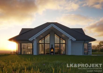 Projekty domów LK Projekt LK&1322   -  http://lk-projekt.pl/lkand1322-produkt-9647.html